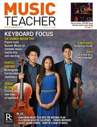 Music Teacher issue November 2018
