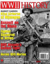 WW2 History Magazine issue December 2018