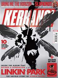 Kerrang issue 27/10/2018