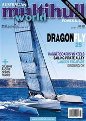 Multihull World issue Multihull World #153