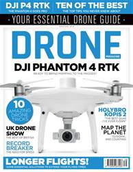 Drone Magazine issue Drone Magazine Issue 39