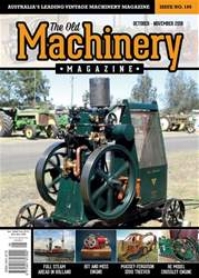 The Old Machinery Magazine issue Oct/Nov 2018