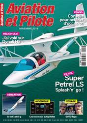 Aviation et Pilote issue November 2018