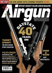 Airgun World Magazine Cover