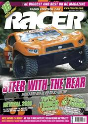 Radio Control Car Racer issue December 2018