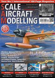 Scale Aircraft Modelling issue November 2018