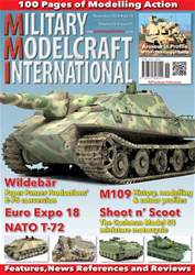 Military Modelcraft International issue November 2018