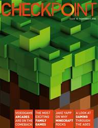 Checkpoint Magazine Magazine Cover