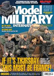 Military Modelling International Magazine issue Vol48 No11