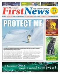 First News Issue 645 issue First News Issue 645
