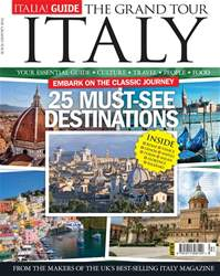 Italia! Guide issue The Grand Tour Italy