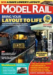 Model Rail issue November 2018