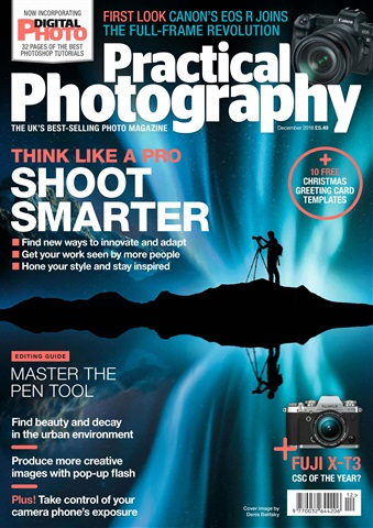 Practical Photography issue December 2018