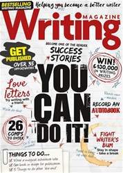 Writing Magazine issue December 2018