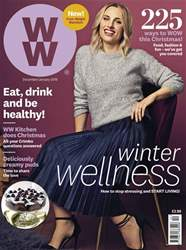 Weight Watchers magazine UK issue Dec-Jan 2019