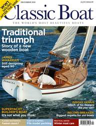 Classic Boat issue December 2018