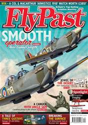 FlyPast issue   December 2018