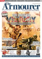 The Armourer issue December 2018 – 100 days to victory