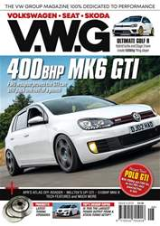 VWG Magazine issue VWG Issue 8