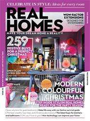 Real Homes Magazine issue December 2018