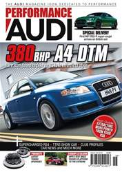 Performance Audi Magazine issue 046