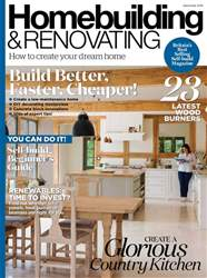 Homebuilding & Renovating Magazine issue December 2018