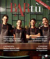 Bartù Magazine Cover