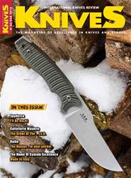 38 Knives International issue 38 Knives International