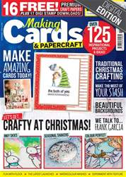 Making Cards & Papercraft issue November 2018
