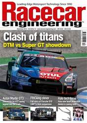 Racecar Engineering issue December 2018