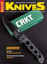 39 Knives International issue 39 Knives International
