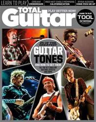 Total Guitar issue November 2018