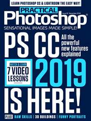 Practical Photoshop issue November 2018