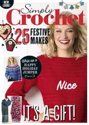 Simply Crochet issue Issue 77