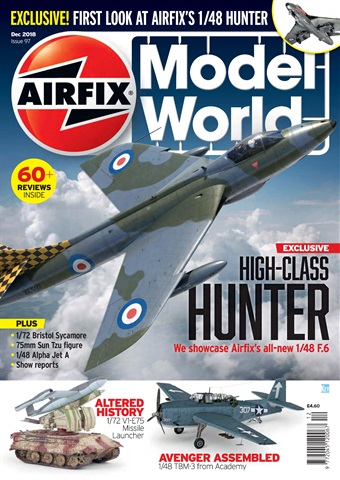 Airfix Model World issue   December 2018