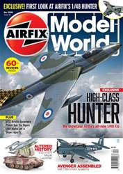 Airfix Model World issue   December 2018