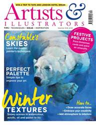 Artists & Illustrators issue December 2018