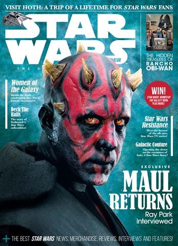 Star Wars Insider issue #185