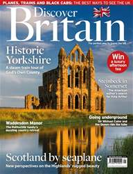 Discover Britain issue December/January 19