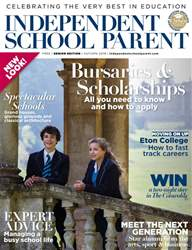 Independent School Parent issue Senior Autumn 2018