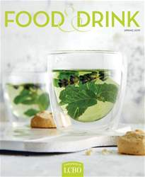 LCBO Food & Drink Magazine Cover