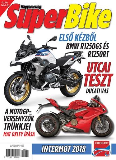 Superbike Hungary Magazine Nov 18 Subscriptions Pocketmags