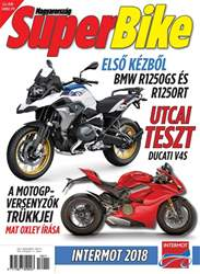 Superbike Hungary issue Nov-18