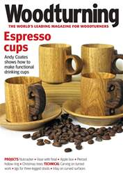 Woodturning issue December 2018
