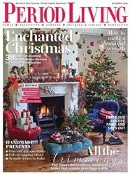 Period Living Magazine issue December 2018