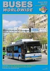 Buses Worldwide Magazine Cover