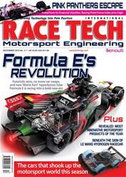 Race Tech issue Race Tech Issue 217 December 2018