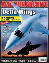 Aeroplane Collector's Archive issue Issue 40