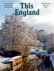 This England issue Winter 2018