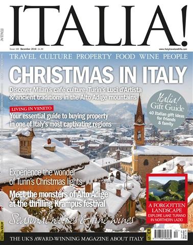 Italia! issue Dec 2018